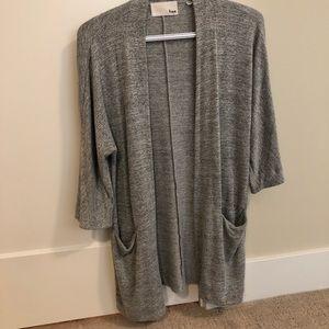 Aritzia Wilfred Free Zlata Sweater Cardigan